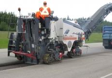 Asphalt & Concrete Milling